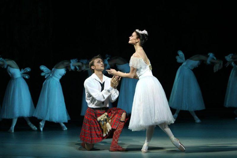 "Балет ""Сильфида""//Фото: сайт Belcanto.ru"
