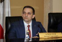 Советник губернатора Ростовской области Антон Алексеев// Фото: DonNews