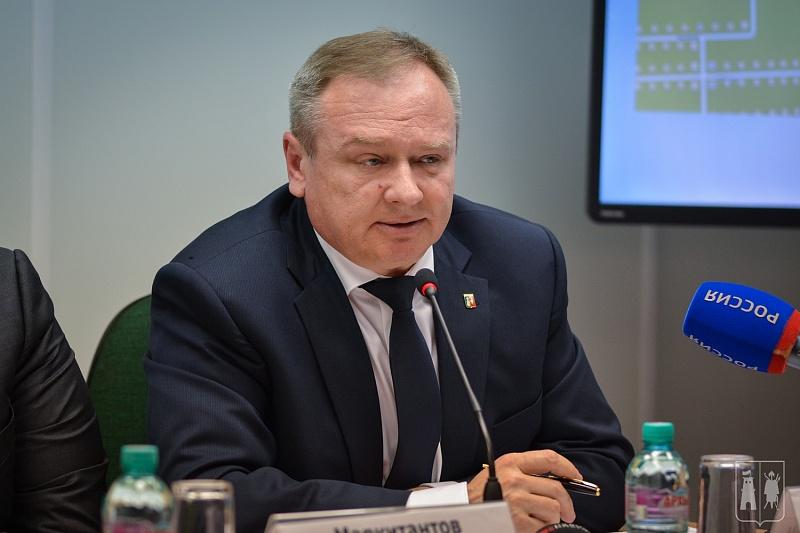Евгений Лебедев //Фото с сайта rostov-gorod.info