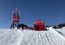 Базовая станция МТС на горе Эльбрус на высоте 3888 метров //Фото: Олег Китаев/Городской репортер
