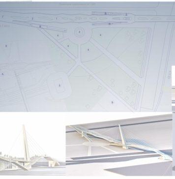 """Проект-победитель """"летящего моста""""//Фото: «Rostof.ru»"""