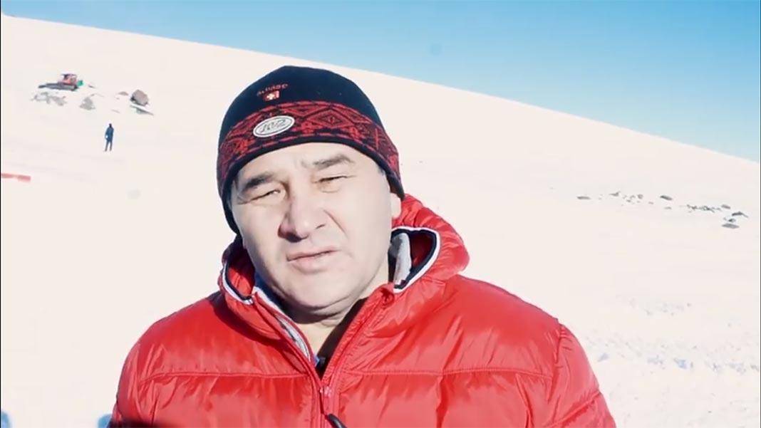 Директор МТС в КБР Эльдар Залиханов //Фото: МТС