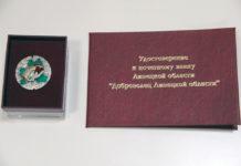 В России практикуют награждение добровольцев почетным знаком //Фото с сайта lipetsk.ru
