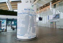 В аэропорту Платов создали «место встречи» //Фото: пресс-служба аэропорта Платов