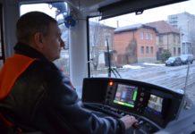 Трамвай № 2 в Новочеркасске//Фото: администрация Новочеркасска