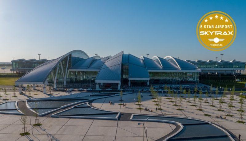 Аэропорт Платов удостоен 5 звезд Skytrax//Фото: пресс-служба Платова