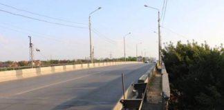 """Мост на улице Малиновского//Фото: """"Активный ростовчанин"""""""