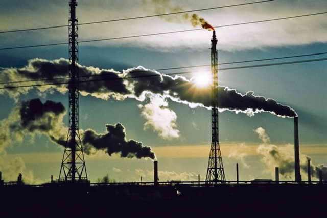 Загрязнение атмосферного воздуха//Фото: Экология Регионов