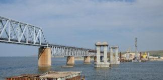 Железнодорожный мост через Дон//Фото: Фотоэнциклопедия железнодорожного транспорта.