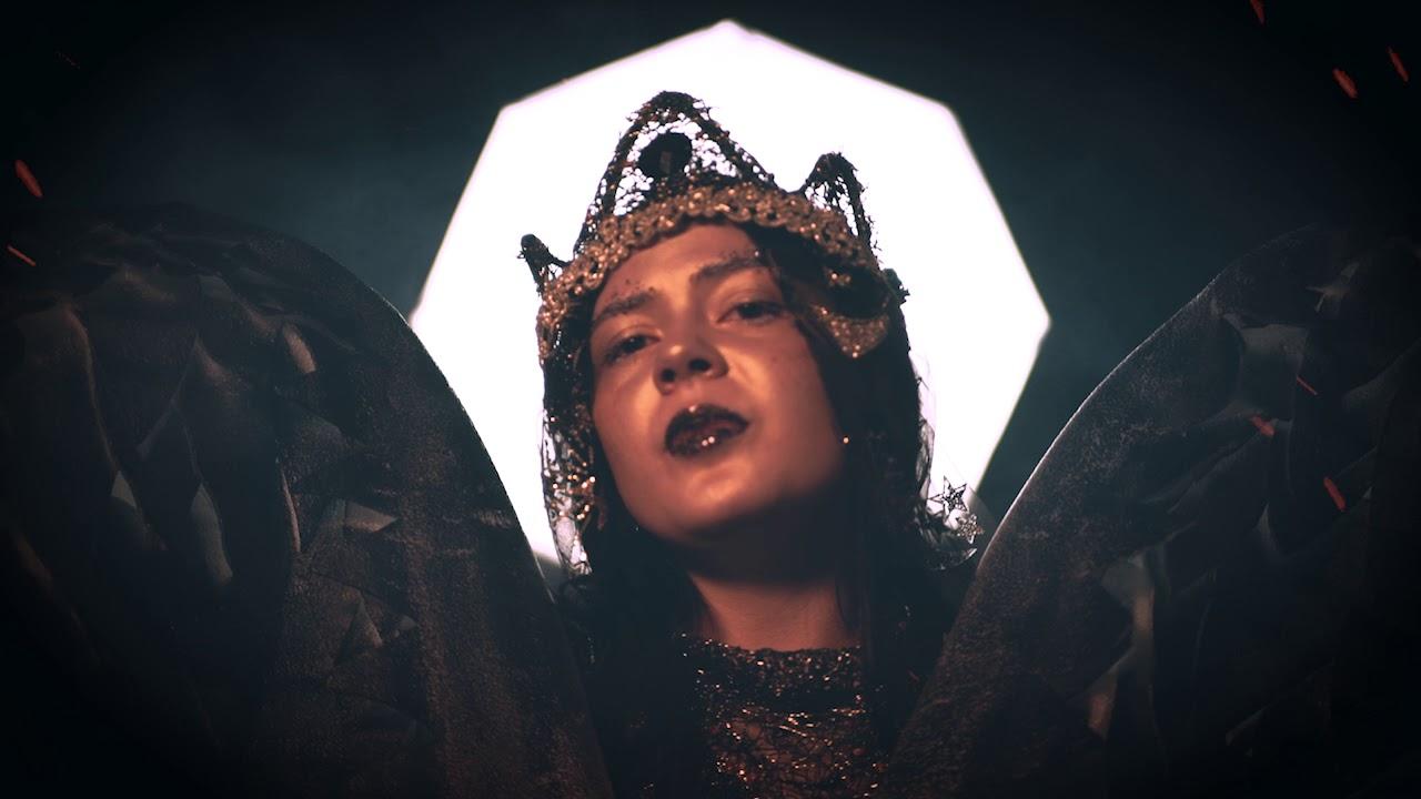 //Фото: скрин из видео Гамаюнова песнь - Сирин - YouTube