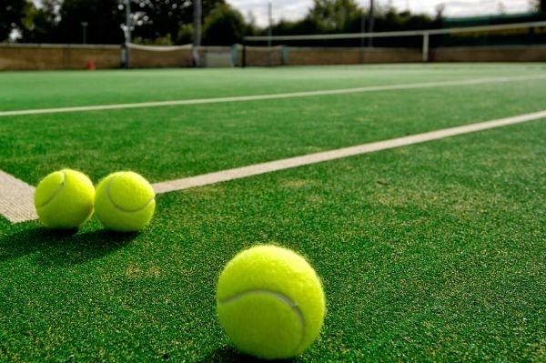 Теннисный корт//Фото: Вестник Кавказа