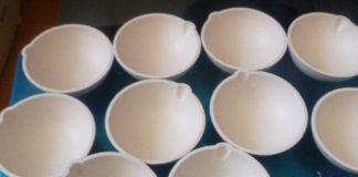 чаши для изготовления ювелирных изделий//Фото: пресс-служба южного таможенного управления