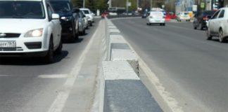 Бетонные блоки типа «Нью-Джерси» на пяти улицах Ростова-на-Дону не соответствуют чертежам //Фото: ОНФ