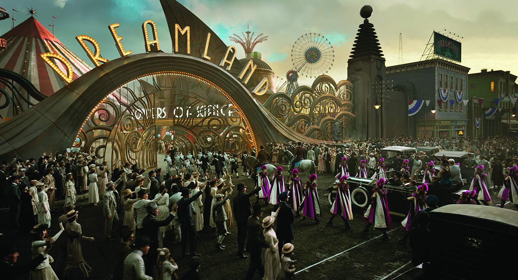 "Кадр из фильма ""Дамбо"" //Фото: IMDB"