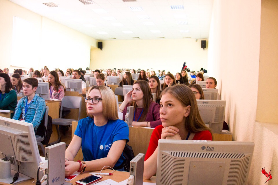 Студенты//Фото: пресс-служба Донского союза молодежи