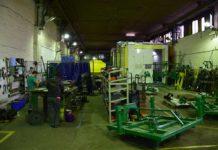 Производственный процесс на редприятии НАИР //Фото предоставлено Гарантийным фондом Ростовской области