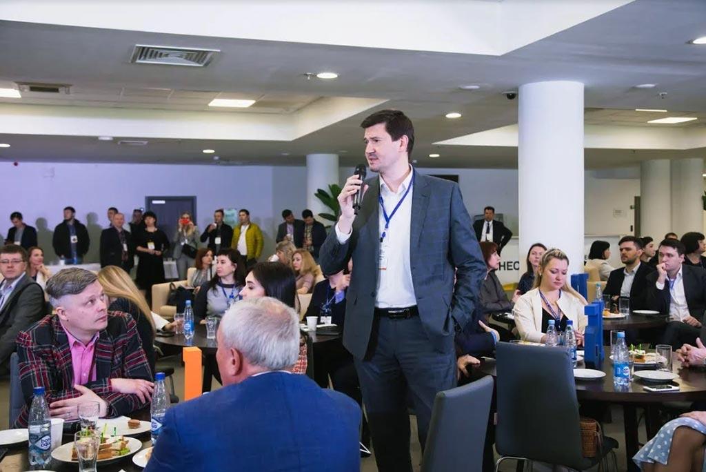 Министр экономического развития Ростовской области Максим Папушенко //Фото предоставлено пресс-службой РРАПП