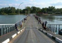 Понтонный мост на Зеленый остров в Ростове-на-Дону //Фото с сайта worldroads.ru