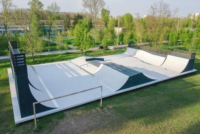 В Батайске ждут открытия обещанного скейт-парка уже более трех лет
