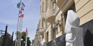 Аллея Героев//Фото: пресс-служба ЮВО