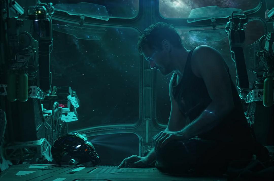 """Кадр из фильма """"Мстители:Финал""""//Фото: billboard.com"""