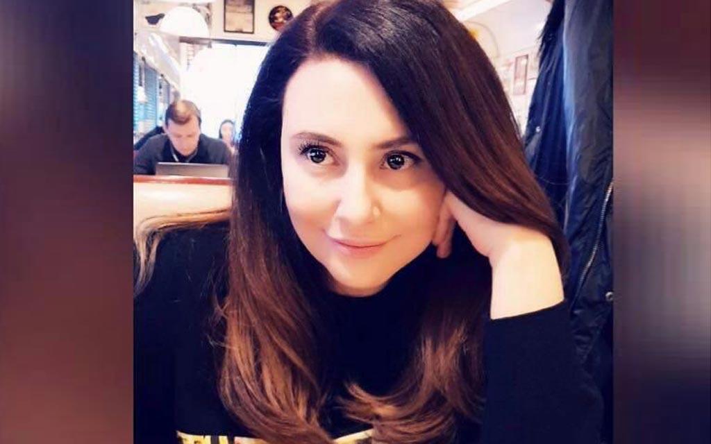 Регина Панайотиди //Фото: телеграм-канал «Выстрел в голову»