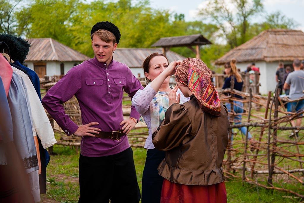 Шермиции в «Кумже» //Фото: Евгений Головатенко