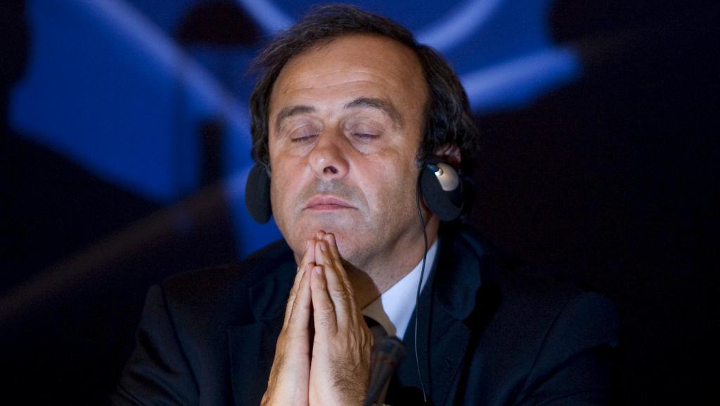 Мишель Платини//Фото:REUTERS/Olivier Pon/Files