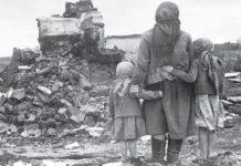 Дети войны//Фото: vechorka.ru
