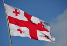 Флаг Грузии//Фото: Nor.ge