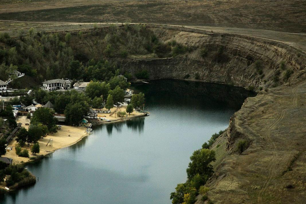 фото новошахтинский каньон