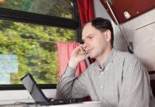 МТС улучшит качество связи вдоль девяти магистралей РЖД //Фото с сайта spmag.ru