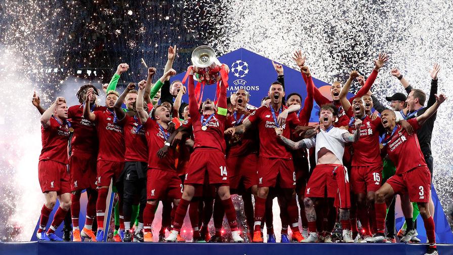 """""""Ливерпуль"""" победил в Лиге Чемпионов//Фото: gazeta.ru"""