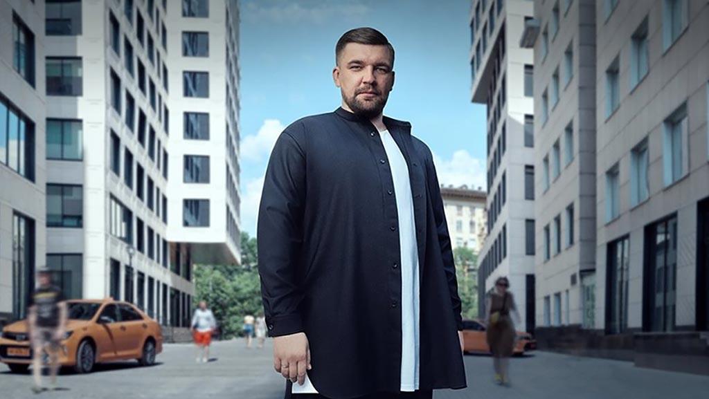 Василий Вакуленко стал официальным рекламным лицом банка