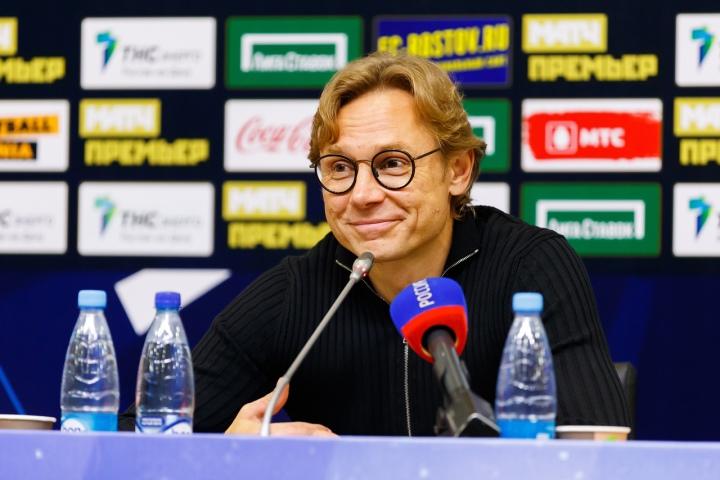 Валерий Карпин//Фото: пресс-служба ФК