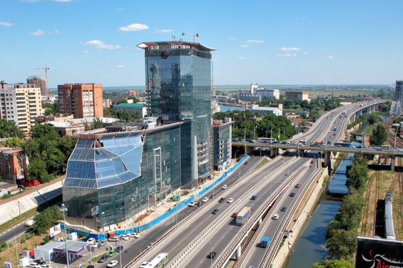 """Бизнес-центр """"Шератон""""//Фото: Zdanie.info"""