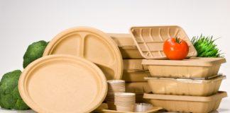 Биоразлагаемая посуда//Фото: eco-land.store