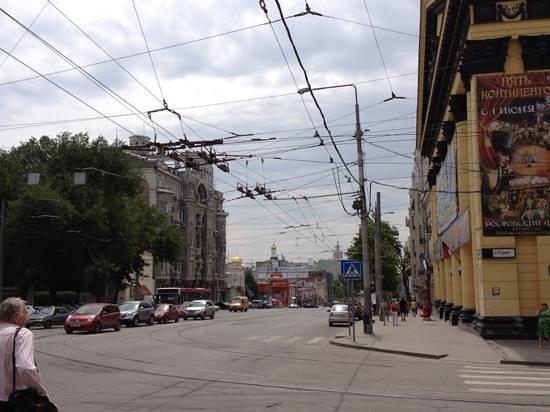 Проспект Буденновский//Фото: TripAdvisor