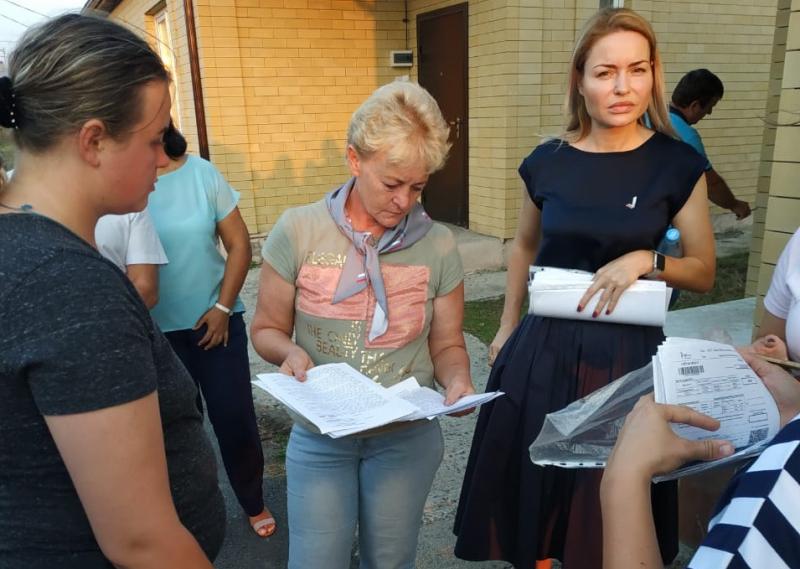 Светлана Калинина//Фото: пресс-служба ОНФ