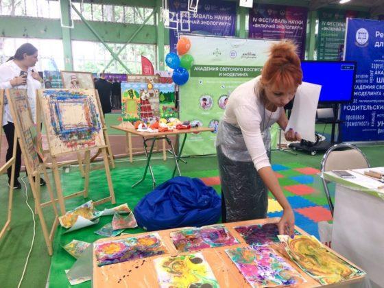 Четвертый фестиваль «Включай ЭКОлогику» в ДГТУ//Фото: Екатерина Мацкиева/ «Городской репортер»