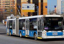 Троллейбус-спарка//Фото: Ростовский городской транспорт