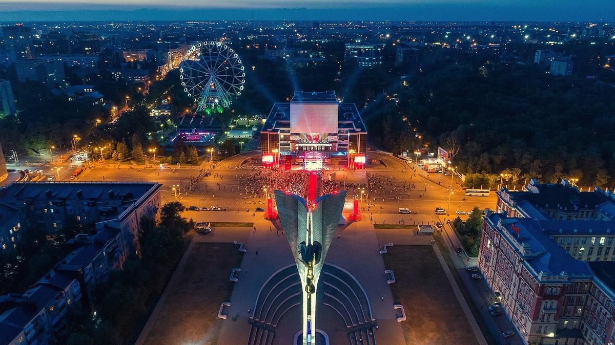 В Ростове-на-Дону тожественно завершился Год театра// Фото: dontourism.ru