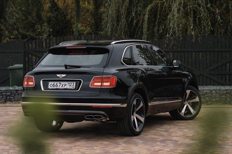 Bentley Bentayga V8 Diesel //Фото: Ключавто