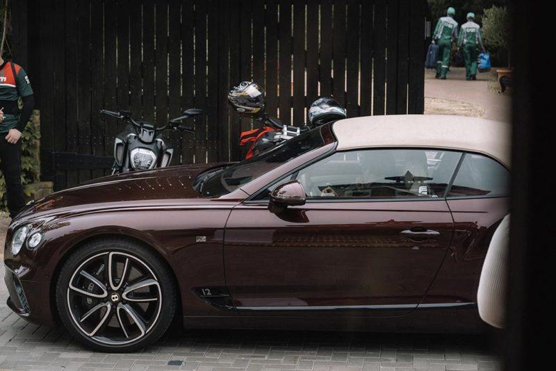 Bentley New Continental GT Convertible W12 //Фото: Ключавто