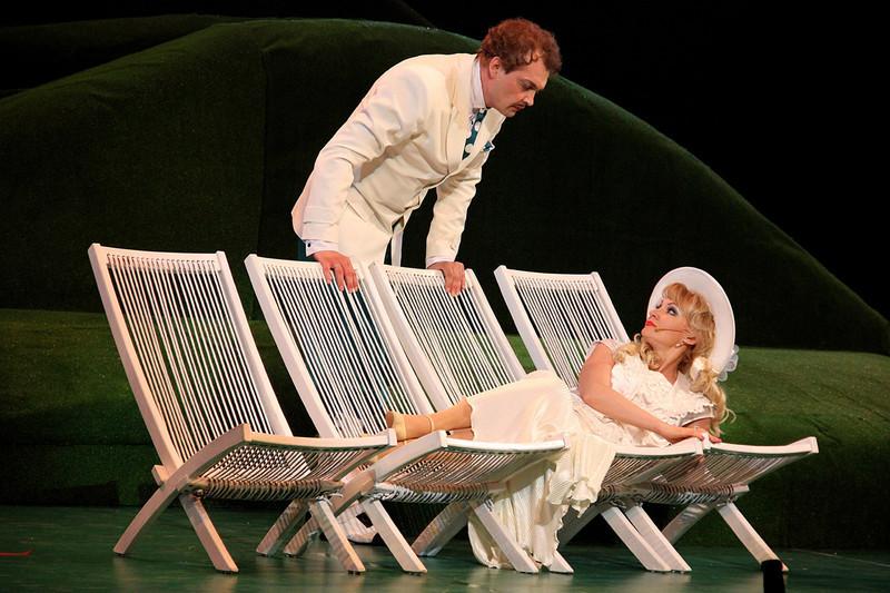 Оперетта Марица//Фото: ростовский музыкальный театр