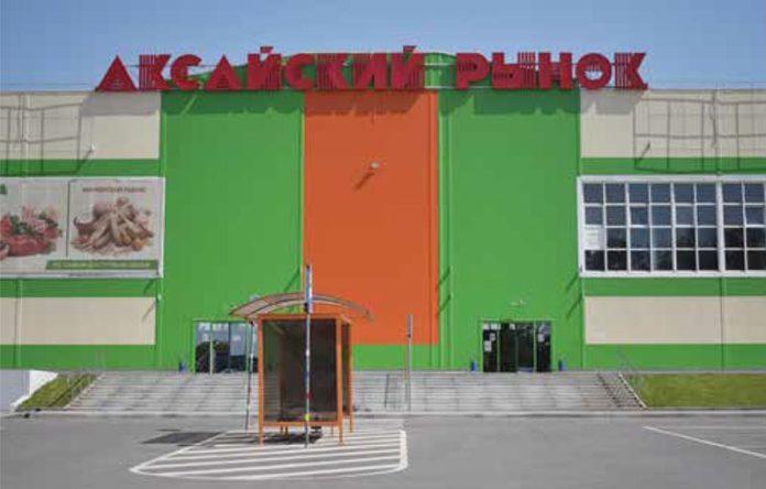 Аксайский рынок //Фото предоставлено редакцией газеты