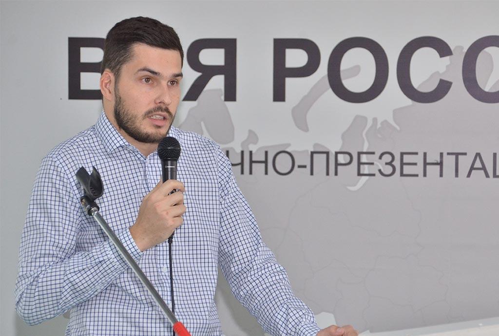 Александр Шаповалов //Фото предоставлено пресс-службой компании