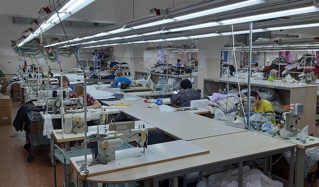 Шахтинский производитель пуховых изделий получил кредит с помощью Гарантийного фонда //Фото: Гарантийный фонд Ростовской области
