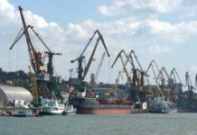 Портовой терминал в Ростове//Фото: Эксперт-Юг