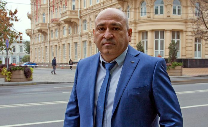 Георгий Гудадзе //Фото: газета
